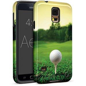 Cellairis Aero Case for Samsung Galaxy S5 - Aero Golf Tee d Up