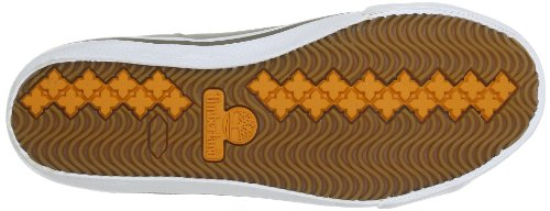 Timberland EK Hookset Camp FTM_Hookset Camp Cap Toe Chukka 5728R - Zapatillas de deporte de cuero para hombre Gris (Grau (Grey Nubuck))