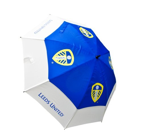 Leeds Vent - Leeds United F.C. Leeds United Tour Vent Golf Umbrella - Blue/White by