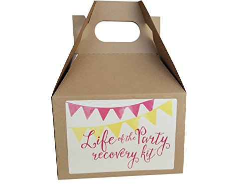 Life Of The Party Favor Box By Design Corral™