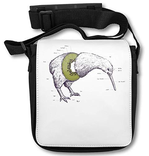 Kiwi A Borsa Borsa Bird Bird Kiwi Tracolla EwvFqXH