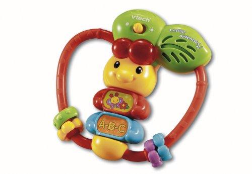 Vtech Baby 80-077804 Lustige Apfelrassel