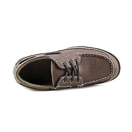 de9b9821b7db Amazon.com  Sperry Top Sider Boys-Big Kids Shoal 3 Eye Dark Brown Dress  Shoes 2 M US  Everything Else