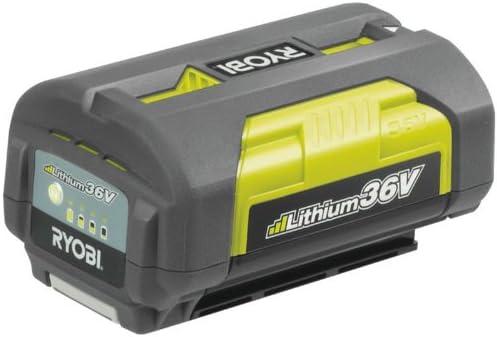BPL3615 BPL3626 BPL3650D2 BPL3650D pour Ryobi RY40204 Batterie 6Ah 36V