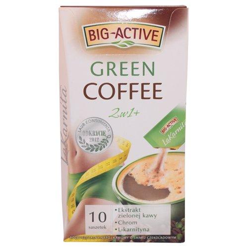 green coffee big active la karnita