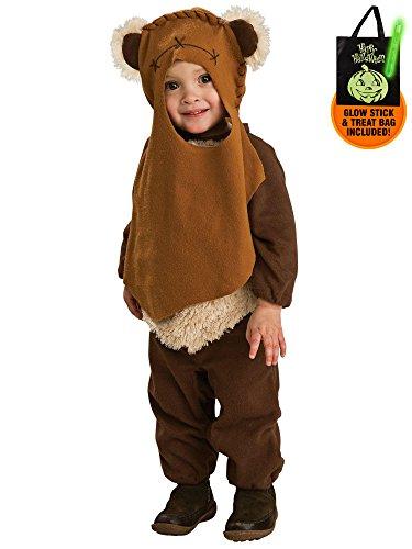 Star Wars - Ewok Infant/Toddler Costume Treat Safety Kit for $<!--$44.83-->