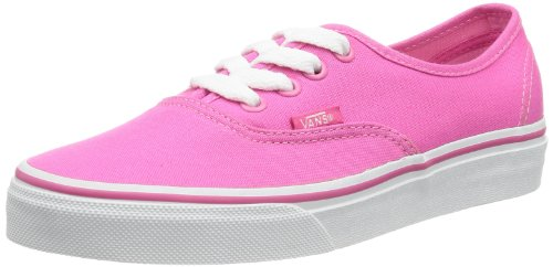 Vans U AUTHENTIC (Primary)JellyB VKUM4NW - Zapatillas de tela unisex Rosa