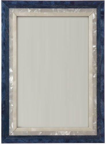Amazon Italian Wooden Picture Frame Studio Blue 4x6