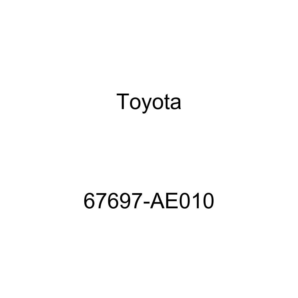 Toyota 67697-AE010 Door Trim Pocket Cover