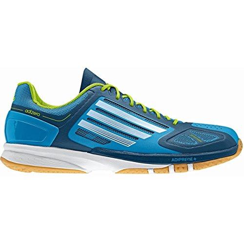 Adidas - Zapatillas de balonmano para hombre - blue, color azul, talla 46 EU