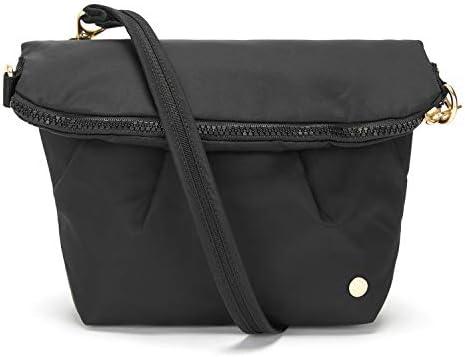 Pacsafe Citysafe CX Anti TheftRFID Blocking Convertible Crossbody Bag Black
