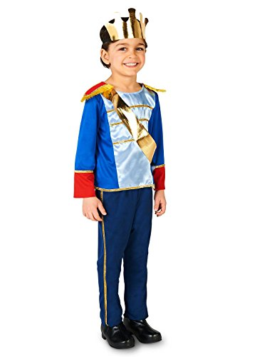 Most Charming Prince Toddler (Toddler Prince Charming Costume)