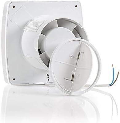 STERR - Extractor de baño - LFS100-Q: Amazon.es: Bricolaje y ...