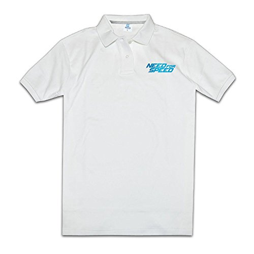 Price comparison product image Need For Speed Video Game Logo Polo T Shirts