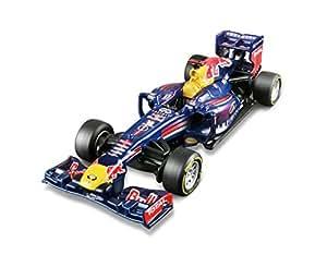 Bburago - Coche Formula 1 Red Bull, escala 1:32, color azul (18-41202)