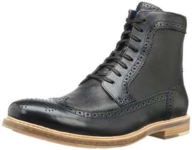 Cole Haan Men's Cooper SQ LGWG BootBlack/Black Grain8.5 W US
