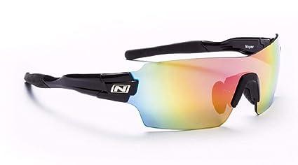 88b8e92a77 Amazon.com  Optic Nerve Vapor Shiny Black with Black Tips  Sports ...