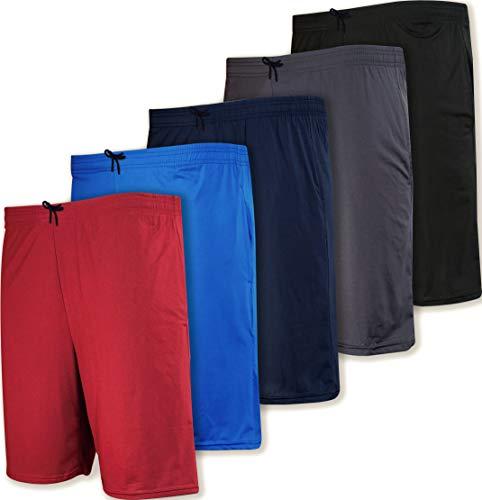 5 PackMen's Dry-Fit Sweat