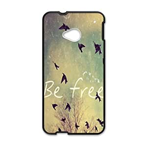 DAZHAHUI Be Free Hot Seller Stylish Hard Case For HTC One M7