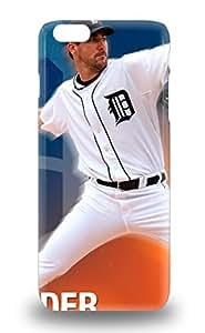 Iphone Premium Phone 3D PC Soft Case For Iphone 6 Plus MLB Detroit Tigers Justin Verlander #355 Tpu 3D PC Soft Case Cover ( Custom Picture iPhone 6, iPhone 6 PLUS, iPhone 5, iPhone 5S, iPhone 5C, iPhone 4, iPhone 4S,Galaxy S6,Galaxy S5,Galaxy S4,Galaxy S3,Note 3,iPad Mini-Mini 2,iPad Air )