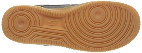 Nike Wmns Air Force 1 '07 Suede - Calzado Deportivo para mujer Dark Grey/Dark Grey