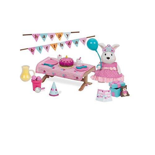 Li'l Woodzeez Birthday Party Playset