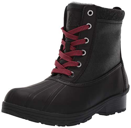 Kodiak Women's Iscenty Arctic Grip Ankle Boot Black 8 M US