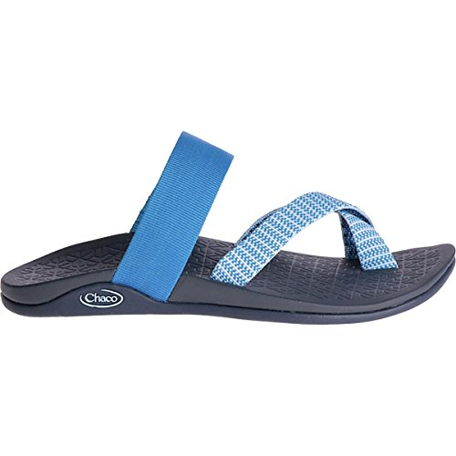 Chaco Womens Tetra Cloud Atletische Sandaal Bluebell Eclipse