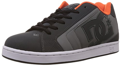 DC NETXSNS Herren Sneakers Mehrfarbig (GREY/ORANGE/GREY-XSNS)