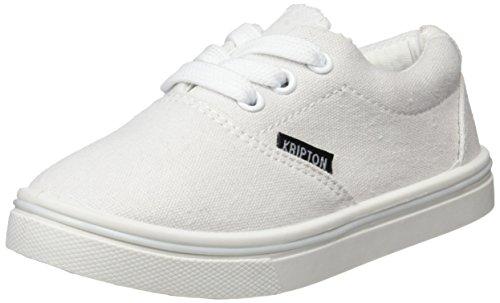 Kripton Halley Unisex Baby Krabbel- & Hausschuhe Blanco