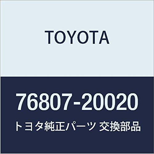 Toyota Genuine 76807-20020 Spoiler Protector