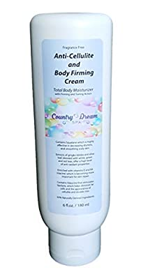 Anti Cellulite Cream - Body Firming and Tightening - Daily Toning - Anti Aging Moisturizer - 93% Naturally Derived Treatment For Improved Skin - for Men and Women