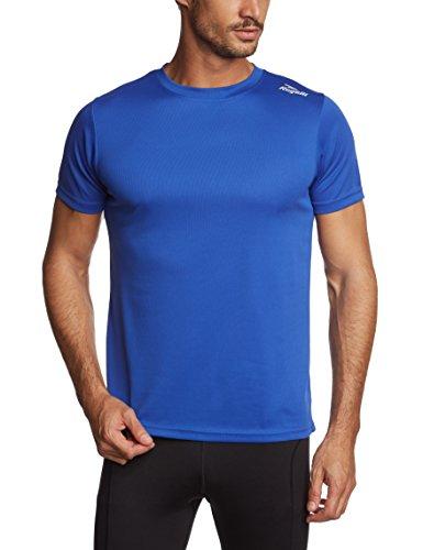 Manches T Pour Homme Rogelli shirt À Bleu Courtes qgwUtn8Z
