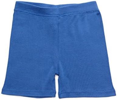 Leveret Girls Legging Cotton Bike Kids /& Toddler Shorts Pants Size Toddler-14 Years