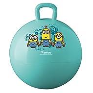 Hedstrom Minions Hopper Ball, Hop Ball for Kids, 15 in