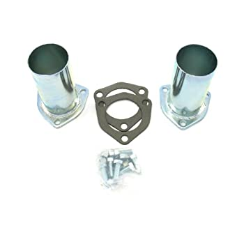 "Patriot Exhaust H7242 2-1/2"" Exhaust Collector Reducer"