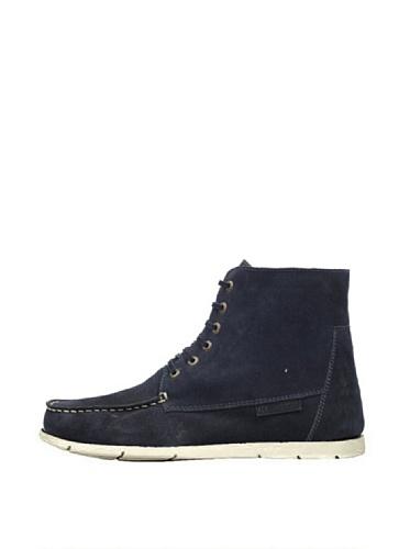 Superga - Botas de algodón para hombre Azul