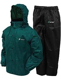 Men's Classic All-Sport Waterproof Breathable Rain Suit
