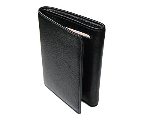 Black Soft Italian Leather - 8
