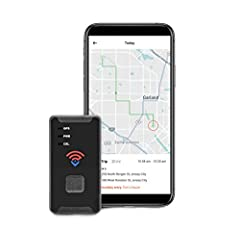 It doesn't get much easier than this to track people, cars or property in real time. The STI GL300 Real-Time GPS Tracker monitors location with pinpoint accuracy and goes anywhere discreetly while giving you real-time updates. Whether...