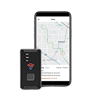 Spytec GL300 GPS Tracker for Vehicle, Car, Truck, RV, Equipment, Mini Hidden Tracking Device for Kids and Seniors, Use with Smartphone and Track Real-Time Location on 4G LTE Network