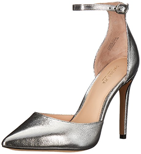 Zoe Hayworth Women's Pump Silver Rachel qwZBE5xwd