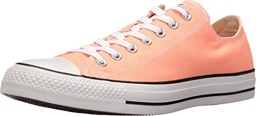 Converse Unisex Chuck Taylor All Star Low Top Sunset Glow Sneakers - 5 D(M)]()