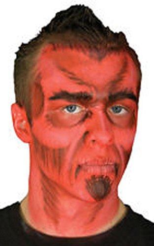 Costume Accessory: Devil Makeup Stack- Carded (Devil Makeup Stack)