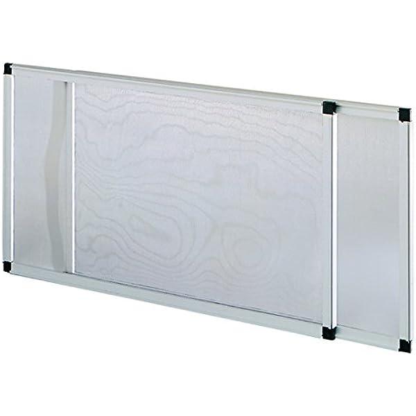 Vigor 75005 mosquitera, extensible, anodizado, Altura de 50 x 40 cm: Amazon.es: Bricolaje y herramientas