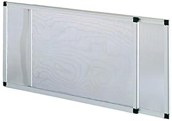 Blinky 75015 mosquitera, extensible, anodizado, altura de 70 x 90 cm: Amazon.es: Bricolaje y herramientas