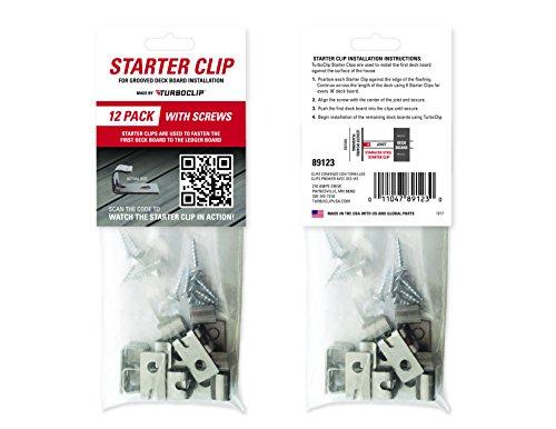 TurboClip 89123 Starter Clips (Clip Avon)