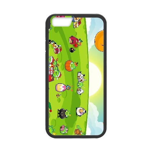 Angry 006 coque iPhone 6 Plus 5.5 Inch cellulaire cas coque de téléphone cas téléphone cellulaire noir couvercle EEEXLKNBC26746