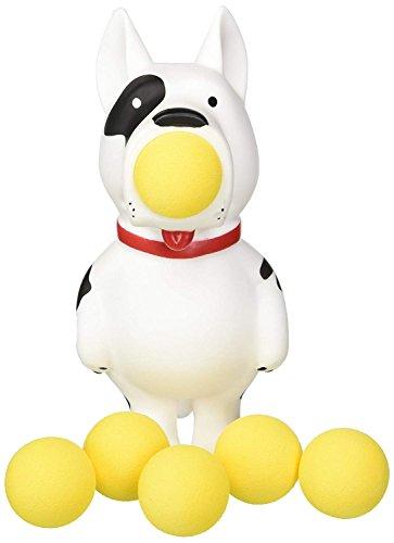 Ball Popper - Hog Wild Dog Popper Toy - Shoot Foam Balls Up to 20 Feet - 6 Balls Included - Age 4+