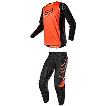 BLK Fox Racing 180 Prix Jersey//Pants Set S//30
